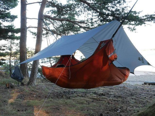 Draumr Xl Backpacking Hammock Hammock Camping Camping Hammock Tent