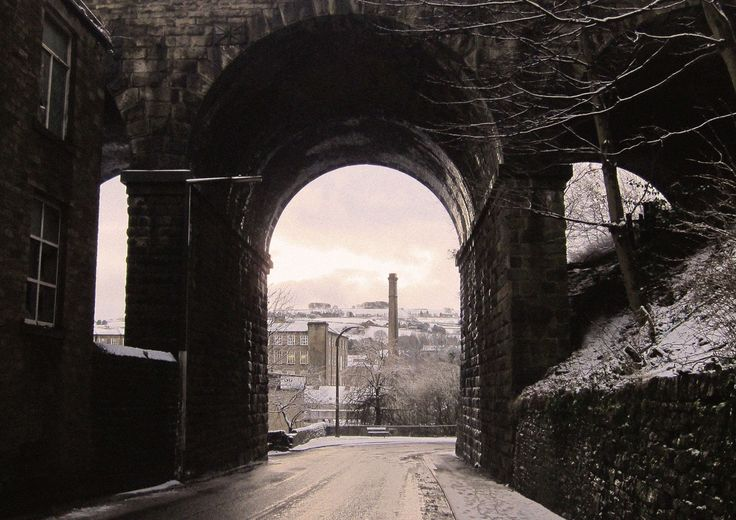 #ancient #arch #architecture #bridge #building #cold #industrial #infrastructure #narrow #old #road #season #stone #street #structure #town #urban #wall #winter