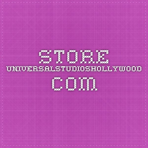 store.universalstudioshollywood.com