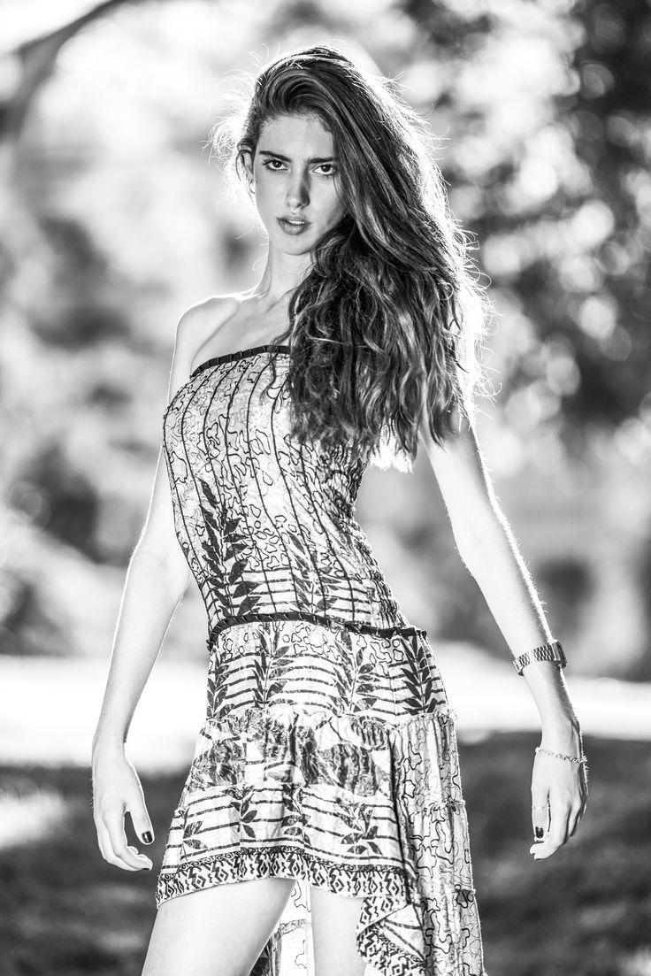 Raquel Arroyo model, Boho chic