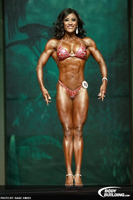 Figure Olympia Field Looks Wide Open In 2011 | Fit chicks
