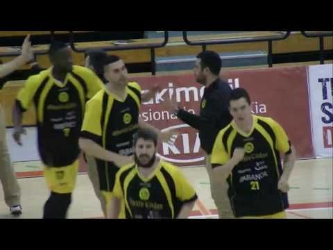 Kia Sakimovil B. Navarra 74 - 93 Cambados CEV 2017 J27 LEB Plata