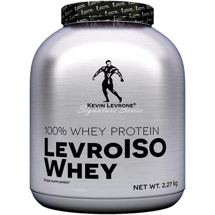 Kevin Levrone ISO Whey 2270 gr. ЦЕНА:86ЛВ