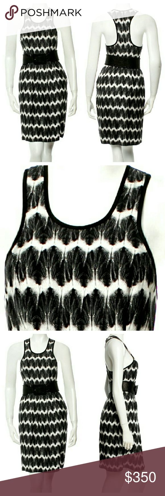 Thomas Wylde Silk Printed Dress Like new. 100% silk. See comments for more info. Thomas Wylde Dresses