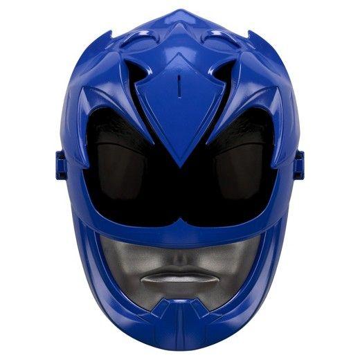 Power Rangers Movie Blue Ranger Sound Effects Mask : Target