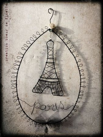 234 best fil de fer images on pinterest wire art iron and wire from coeur de ficelle any fun do it yourself crafts that are cheap inexpensive and easy are great for me and mike solutioingenieria Images