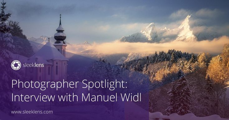 Photographer Spotlight: Interview with Manuel Widl