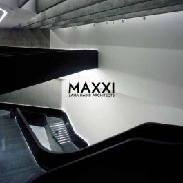 """""""MAXXI: Zaha Hadid Architects. Museum of XXI Century Arts"""" by Zaha Hadid Architects, 2010"""