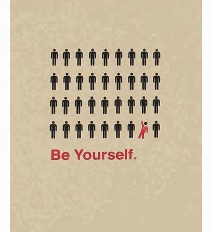 mantra be yourself