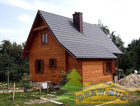Projekt domu chatka  #dom #projekt #chatka