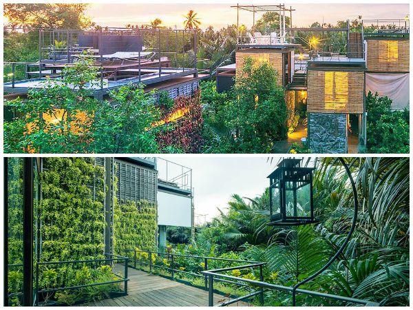 Resort Ecologico Na Tailandia E Exemplo De Design Sustentavel Green ArchitectureSustainable SchoolsSustainable
