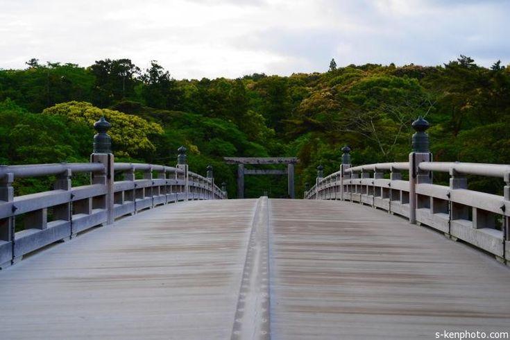 伊勢神宮宇治橋