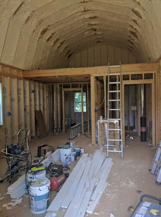 Best 25 Gambrel Roof Ideas On Pinterest Small Barn Home 400 x 300