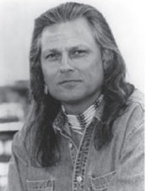 John Whitefeather in Whitefeather's Woman - Michael Horse