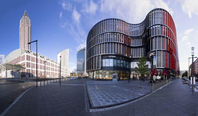 Frankfurt Europaviertel Eigentumswohnung Wohnung Kaufen