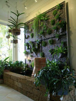 17 meilleures images propos de d co mur v g tal sur - Mur vegetal interieur diy ...