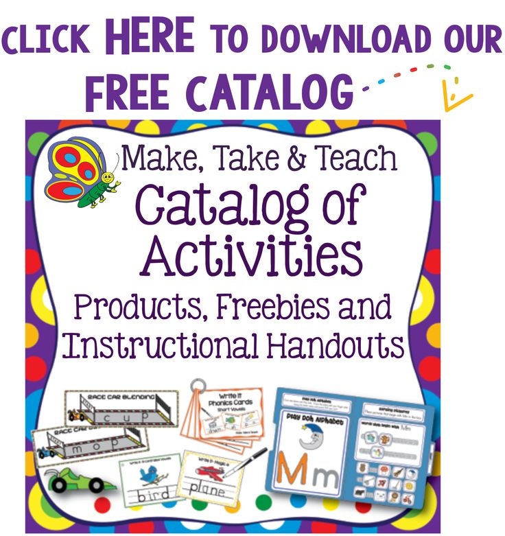 Make, Take & Teach Catalog