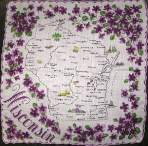 Wisconsin hankerchief
