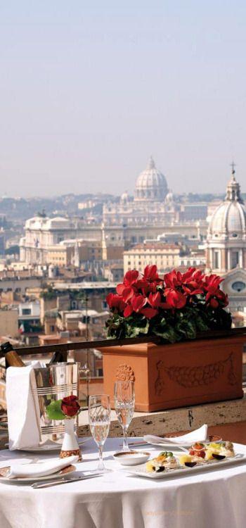 ALFRESCO - Rome, Italy.                                                       …