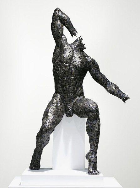 Top 10 des sculptures en chaines de vélo de Seo Young Deok, réalisées sans dopage
