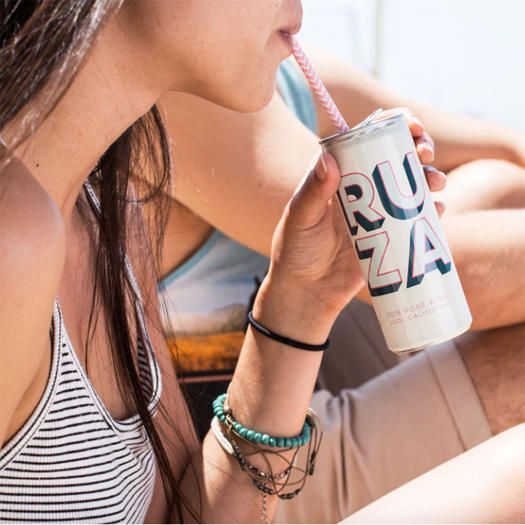 Healthy to-go alcoholic drinks to bring everywhere this summer.