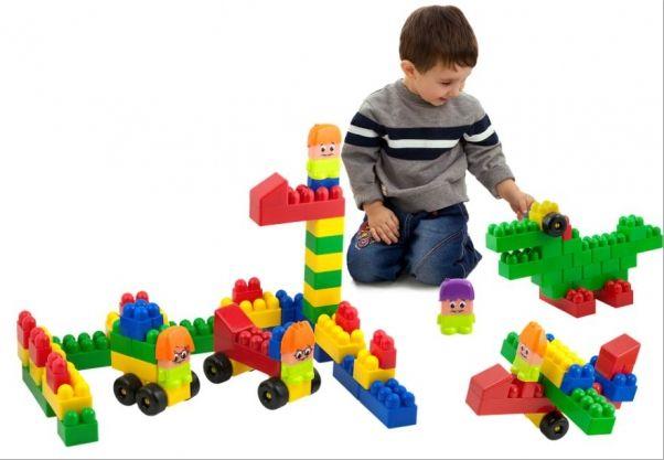 Blocks Super 20pcs 15,90 E También de 32pcs- 23,90 E                     64pcs- 39 E