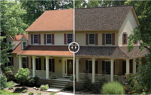 Roofing D Amp R Siding Amp Restoration Owens Corning Style