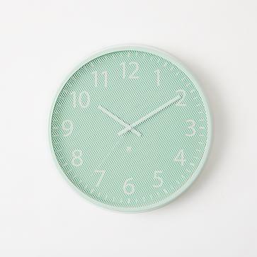 Umbra Perftime Wall Clock #westelm