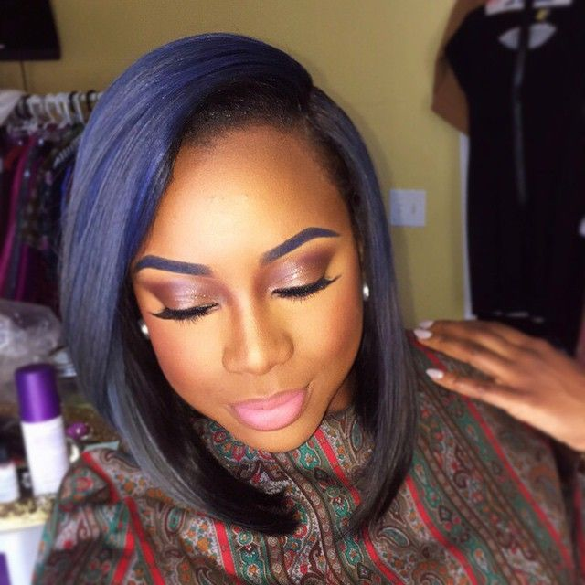 15 Unique Colored Hair Combinations On Black Women That Will Blow Your Mind 10