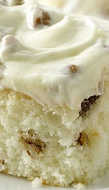 Italian Creme Cake Recipe
