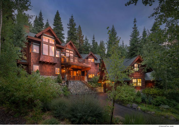 56 best lake tahoe homes images on pinterest cottage for Luxury lake tahoe homes for sale