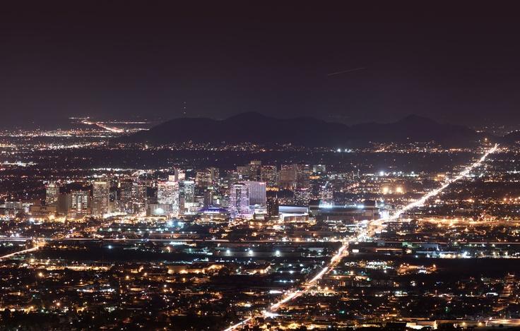 Phoenix Skyline - Phoenix - The City Pictures