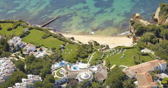 Top10 melhores hoteis no Algarve