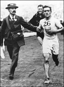 The Olympic marathon gold medal went instead to American John Hayes, but Pietri's heartbreak made headlines around the world