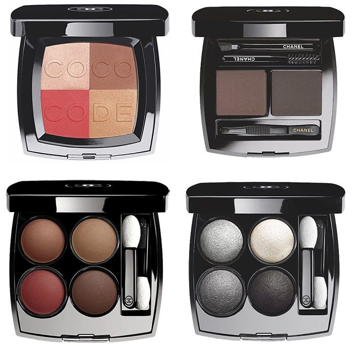 Chanel Coco Code Spring 2017 Makeup Collection