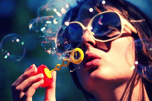 bubbles. i heart bubbles.