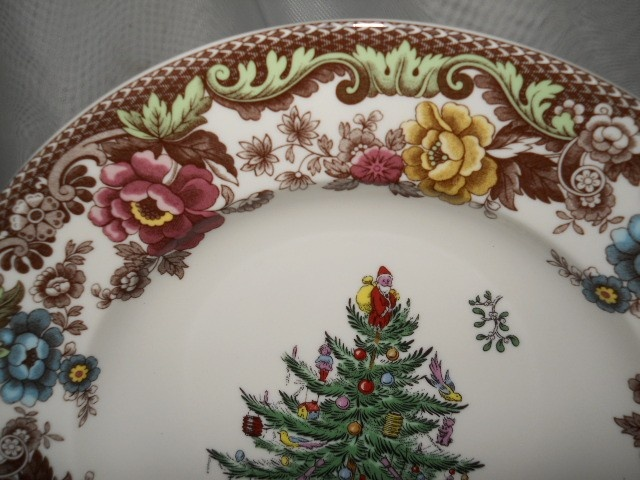 Spode Woodland GroveDecor Ideas, Christmas China, Christmas Dinnerware, Cabin Tablesetting, Art Dining, Fabulous Interiors, Brown Transferware, Christmas Ideas, Christmas Dishes