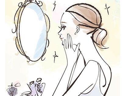 "Check out new work on my @Behance portfolio: ""Takako Illust ""skin care"""" http://be.net/gallery/58114019/Takako-Illust-skin-care"