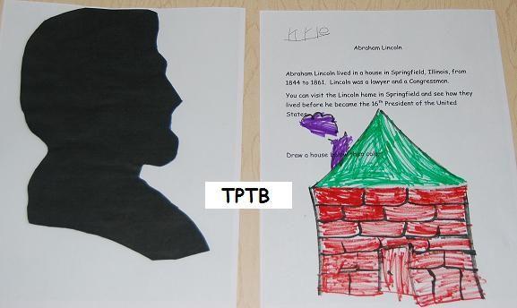 Free Preschool and Kindergarten Printable for President's Day Activities