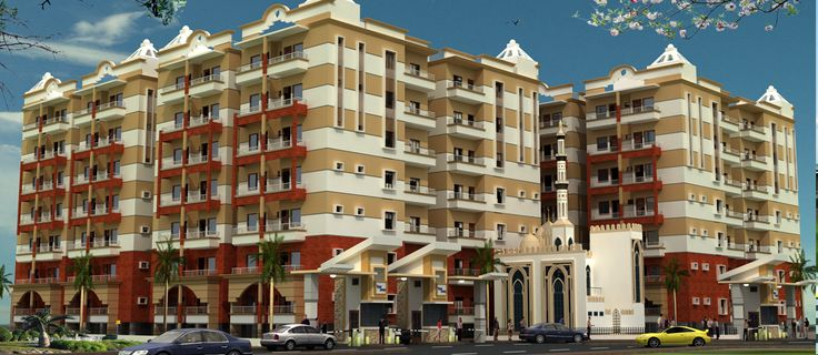 An Apartments (Group Housing) project in Aligarh ..... close to the world famous Aligarh Muslim University.