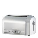 Magimix 11535 4 Slice Polished Toaster - The Magimix 4 Slice Polished Toaster is a stylish in design with a shiny polished finish and contemporary curves that will suit any kitchen décor. Boasting four extra wide slots, the classic toaster  http://www.MightGet.com/january-2017-11/magimix-11535-4-slice-polished-toaster-.asp