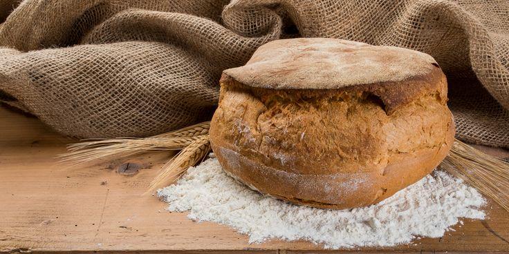 Il nostro grande Pane Toscano con grano duro e lievitazione naturale