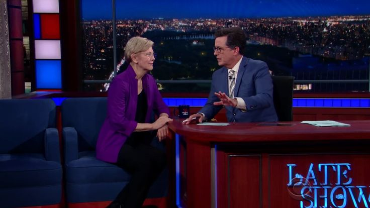 Massachusetts Sen. Elizabeth Warren on Thursday called the Republican National Convention the nastiest, most divisive convention that we've seen in half a century. What Donald Trump says is, there's a problem out there, and what you have to understand is that it's all about each other, Warren said in an appearance on CBS' The Late Show with Stephen Colbert. What you need to be afraid of is every other American. I've got to tell you, that speech tonight, he sounded like some two-bit dictator…