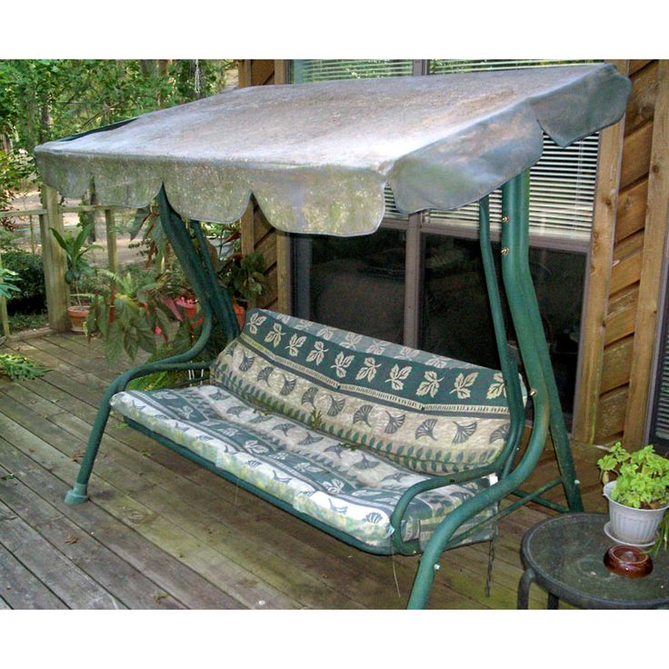 Walmart Shanghai Keysheen International Swing Replacement Canopy For The Patio Pinterest