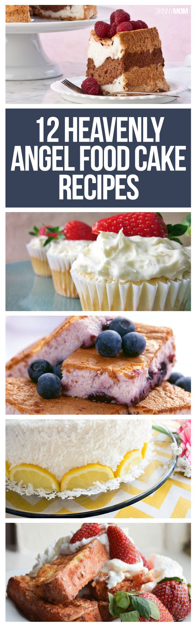 Check out these low calorie desserts!