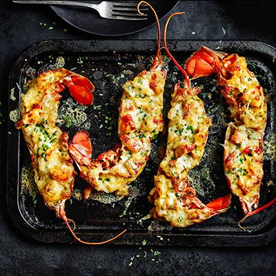 ideas about Lobster Thermidor on Pinterest | Lobster recipes, Lobster ...