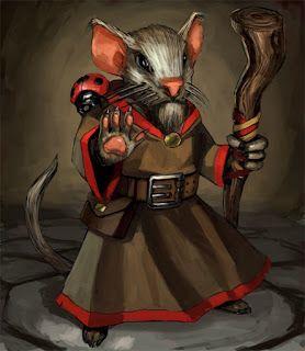 Maginos - Mice & Mystics