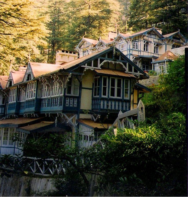 Places To See In Shimla Rajgarh At Shimla: India...aah!