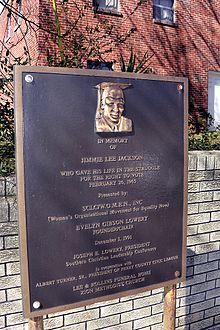 Jimmie Lee Jackson - Wikipedia, the free encyclopedia