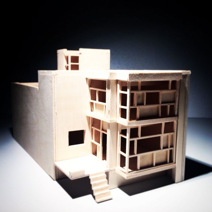 Latest architecture model